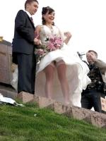 Bride Upskirts 17
