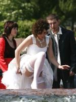 Bride Upskirts 18