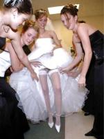 Bride Upskirts 27