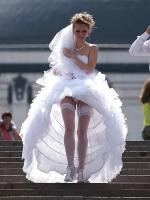 Bride Upskirts 30