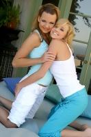 Carli And Skylynn 01