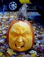 Carved Pumpkins 01