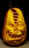 Carved Pumpkins 03