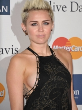 33 Miley Cyrus