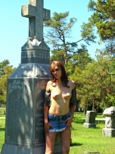 Cemetery Flashing 10