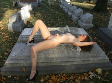 Cemetery Flashing 16