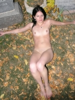 Cemetery Flashing 13