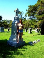 Cemetery Flashing 14