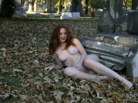 Cemetery Flashing 17