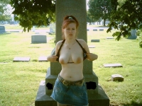 Cemetery Flashing 22