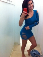 Changing Room Selfies 24