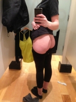 Changing Room Selfies 28