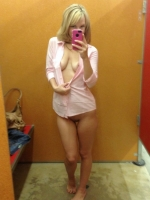 Changing Room Selfies 01