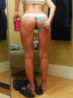 Changing Room Selfies 05