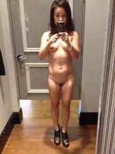 Changing Room Selfies 05