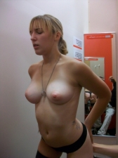 Changing Room Selfies 14