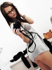 Changing Room Selfies 24