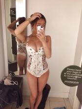 Changing Room Selfies 29