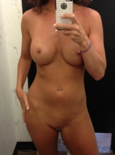 Changing Room Selfies 39