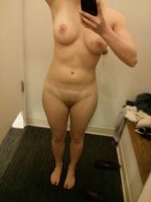 Changing Room Selfies 13