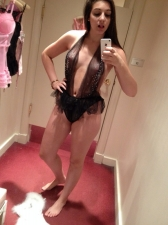 Changing Room Selfies 10