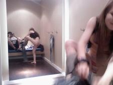 Changing Room Selfies 08