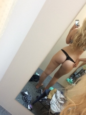 Changing Room Selfies 30
