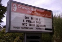 Church Signs 09