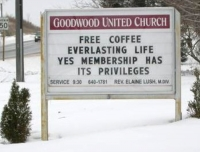 Church Signs 24
