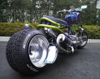 Cool Custom Bikes 29