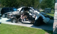 Crashed Cool Cars 25