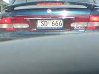 Custom License Plates 06