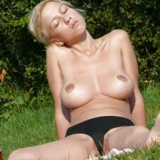 Dark Nipples 10