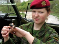 Female Soldiers Of The World 10