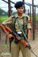 Female Soldiers Of The World 11