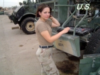 Female Soldiers Of The World 12