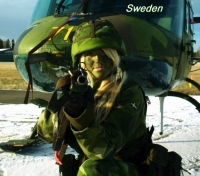 Female Soldiers Of The World 15