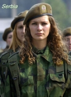 Female Soldiers Of The World 22