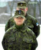 Female Soldiers Of The World 30