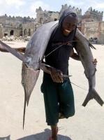 Fisherman In Somalia 03