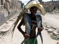 Fisherman In Somalia 04
