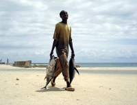 Fisherman In Somalia 08