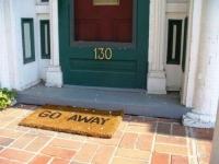 Funny Doormats 14