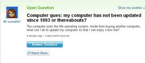 Funny Yahoo Answers 13