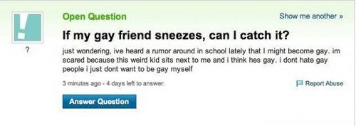 Funny Yahoo Answers 42