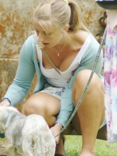 Girls And Dogs 19