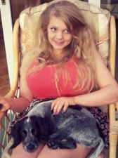 Girls And Dogs 20