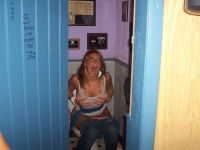 Girls Caught Sitting On The Loo 13