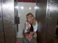 Girls Caught Sitting On The Loo 24