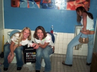 Girls Caught Sitting On The Loo 34